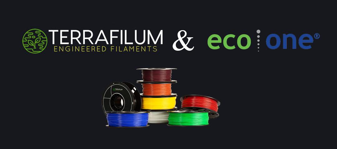 Terrafilum® & Ecologic® Announce Terrafilum Ecologic ABS Filament